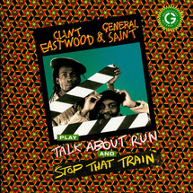 "Clint Eastwood - Stop That Train / Talk About Run (Colored Vinyl + Game) (RSD) [7""]"