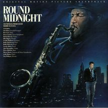Herbie Hancock - Round Midnight (OST) Blue Vinyl [LP]