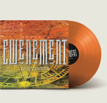 Molesta Ewenement - Taka płyta... (Orange Vinyl) [2LP]