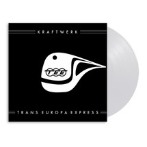 Kraftwerk - Trans-Europa Express (Clear Vinyl) German Version [LP]