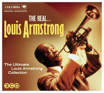 Louis Armstrong - The Real… Louis Armstrong [3CD]