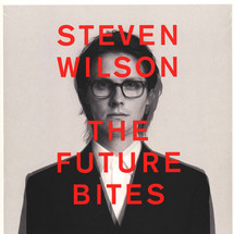 Steven Wilson - The Future Bites (White Vinyl) [LP]