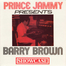 Prince Jammy - Showcase (Limited Blue Marble Vinyl) [LP]