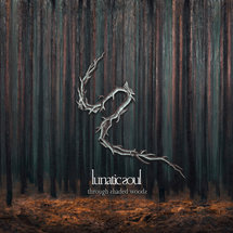 Lunatic Soul - Through Shaded Woods (Solid Green Vinyl) [LP]