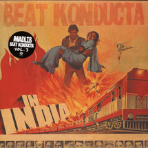 Madlib - Beat Konducta Vol.3: Beat Konducta In India [LP]