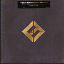 Foo Fighters - Concrete and Gold [2LP]